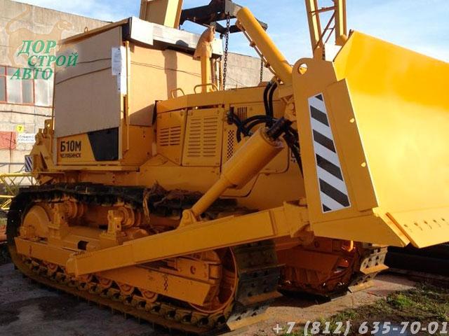 Бульдозер чтз б10 создан на базе трактора типа т10м основное назначение - выполнение различных работ в строительстве