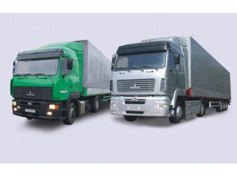 Седельный тягач МАЗ-5440 (B9, 19, Е9)