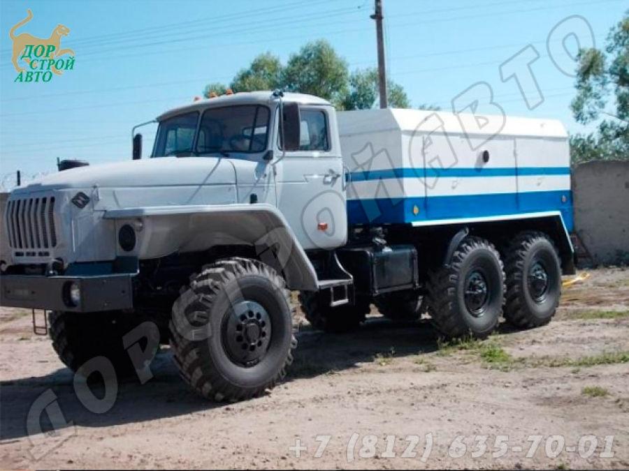 УМП-400 на шасси Урал 4320