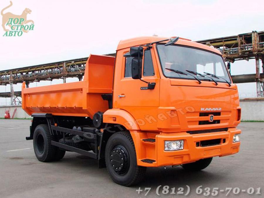 КамАЗ 43255-6010-28 (R4)