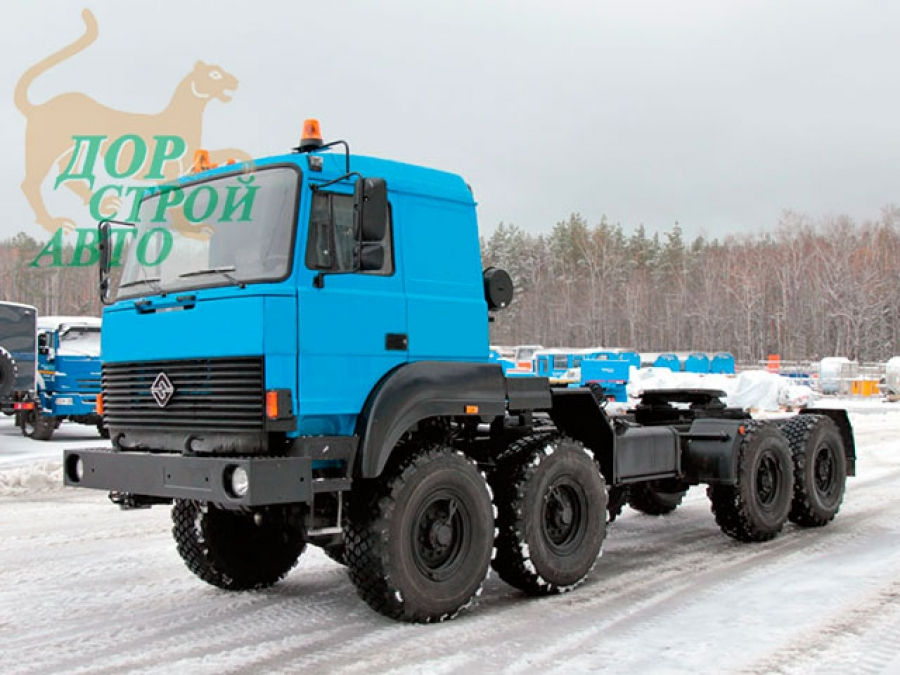 Тягач Урал 532362