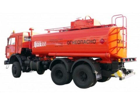 Автоцистерна ГРАЗ АЦ 56215-011-29