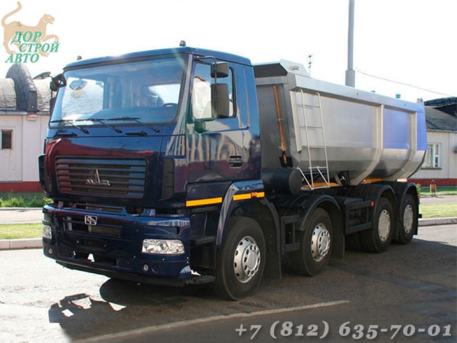 Самосвал 25 тонн МАЗ-6516W8-420-000