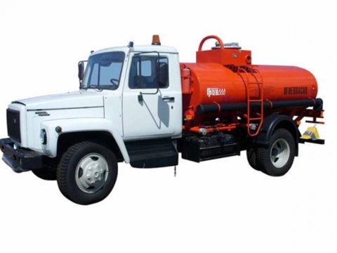 Топливозаправщик ГРАЗ АТЗ 36135-011