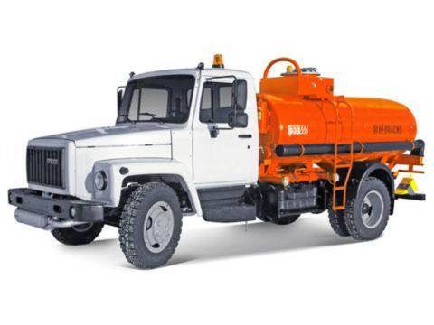 Автоцистерна ГРАЗ АЦ 36135