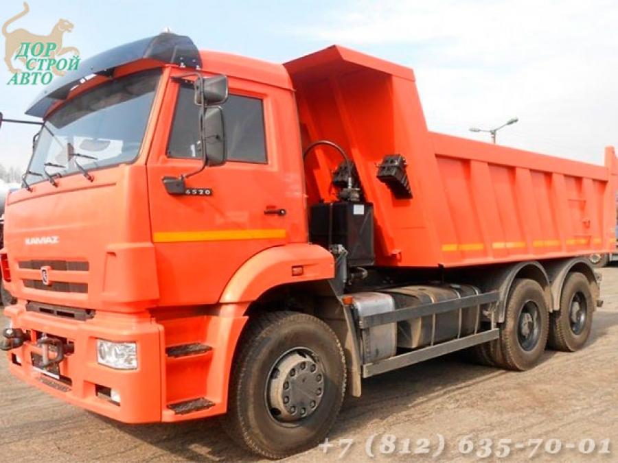 КамАЗ 6520-6013-29 (К4)