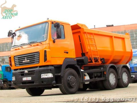 МАЗ-6501В5-421-000