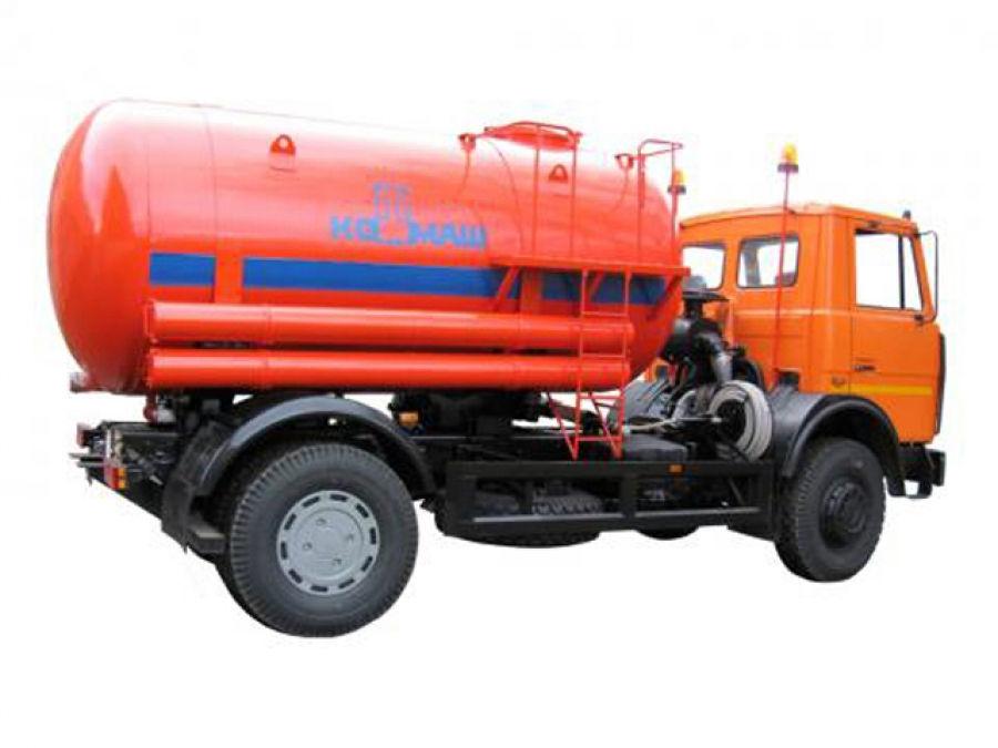 Комбинированная машина КТ-502