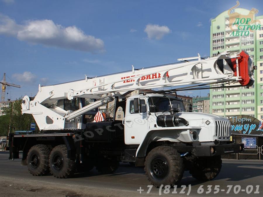 КС-45721-21 на шасси Урал