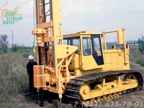 УШ-2Т4 — установка шнекового бурения