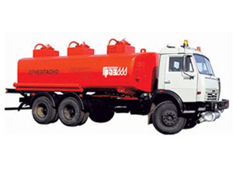 Автоцистерна ГРАЗ АЦ 56216-011-30