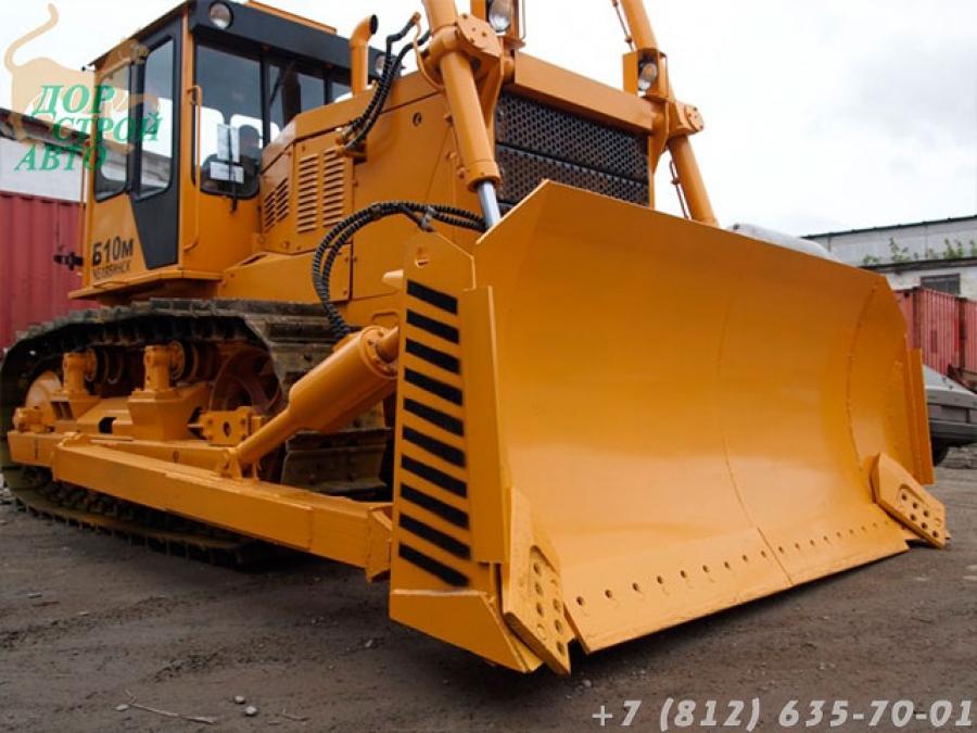 Бульдозер Б10М (Б10М.0111-1Е)