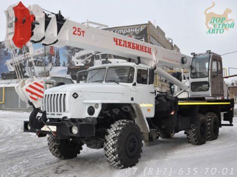 КС-55732-28 на шасси Урал