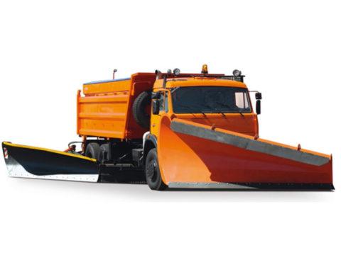 Комбинированная дорожная машина KBR-S7