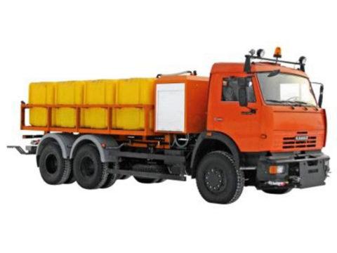 Комбинированная дорожная машина KBR-S8R
