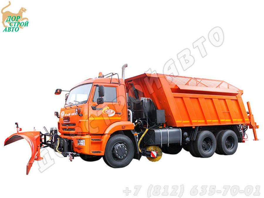 ЭД-405В Камаз