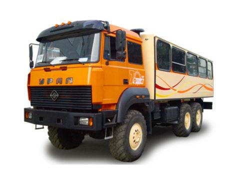 Автобус вахтовый Урал 3255-3013-79