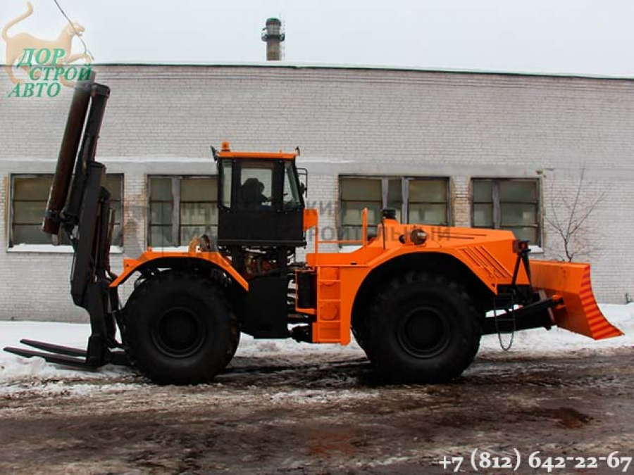 Трактор К-704 «СТАНИСЛАВ»
