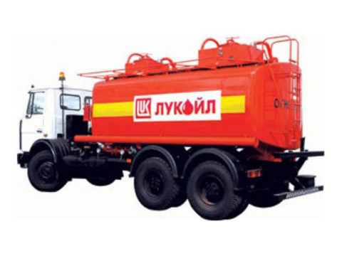 Топливозаправщик ГРАЗ АТЗ 56162-010-30