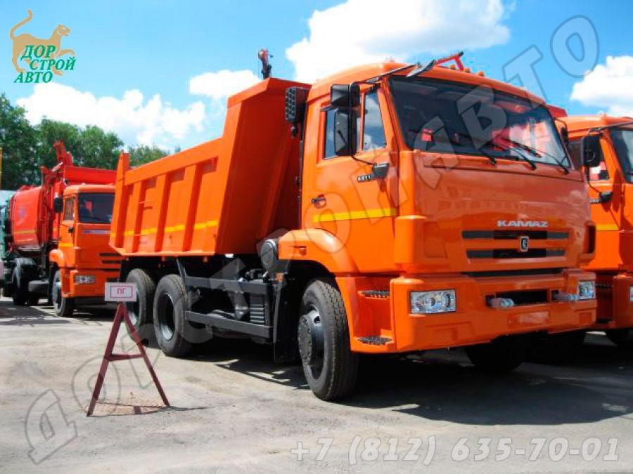 КамАЗ 65115-6058-23 евро-4