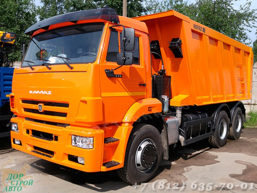 КамАЗ-6520-6012-43
