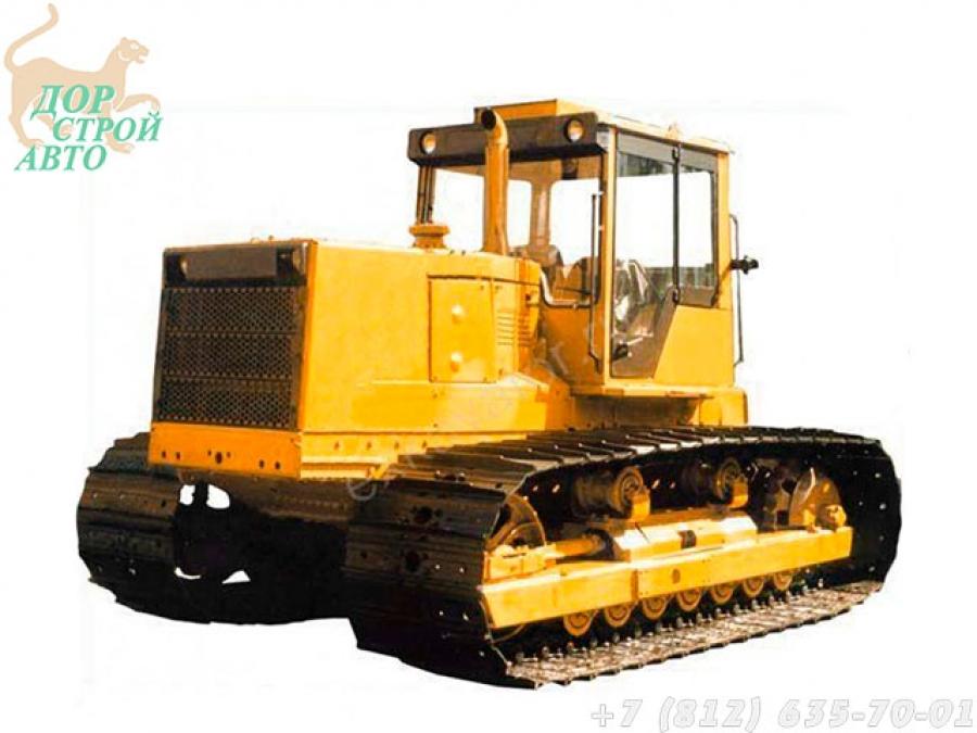 Трактор-болотоход Т-170