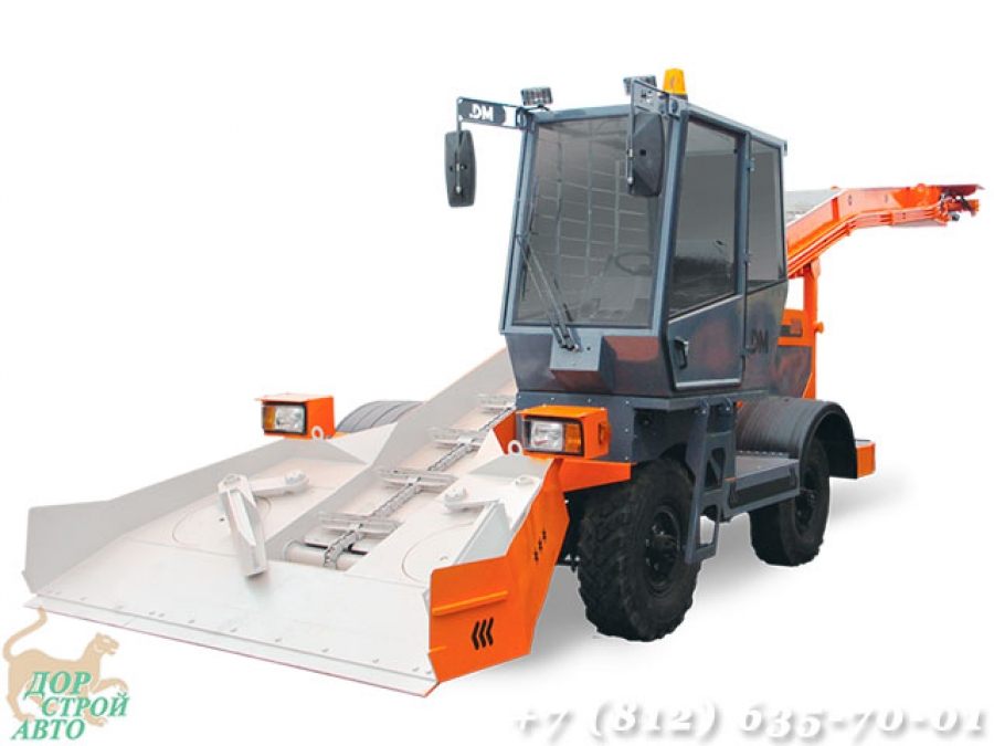 Снегоочиститель DM-09
