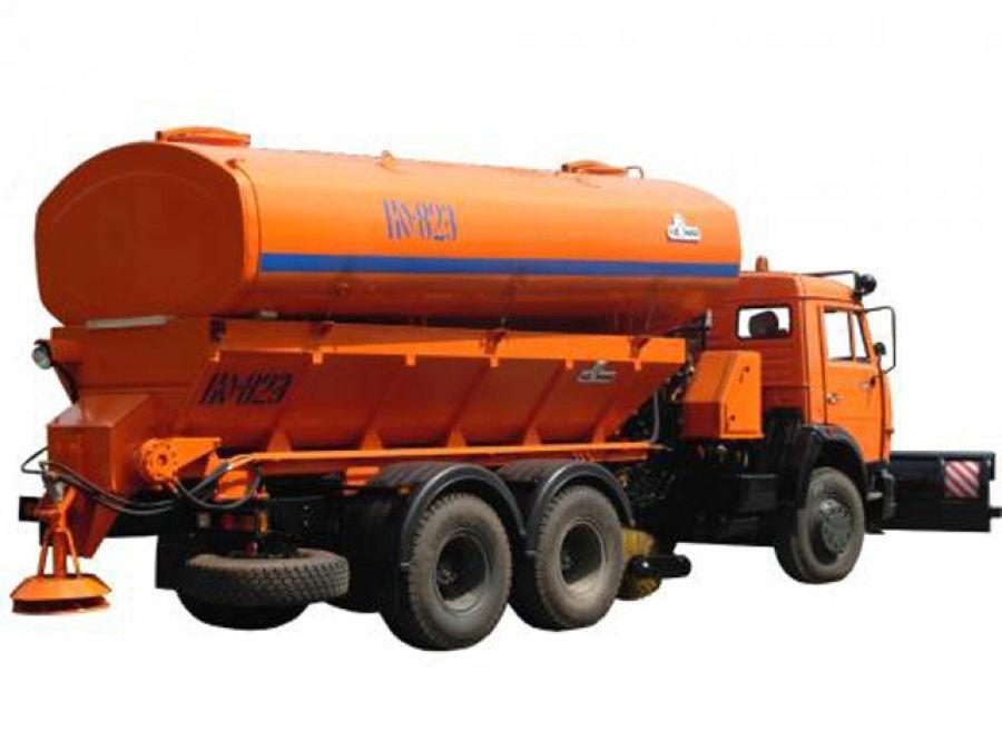 Комбинированная машина КО-823-10