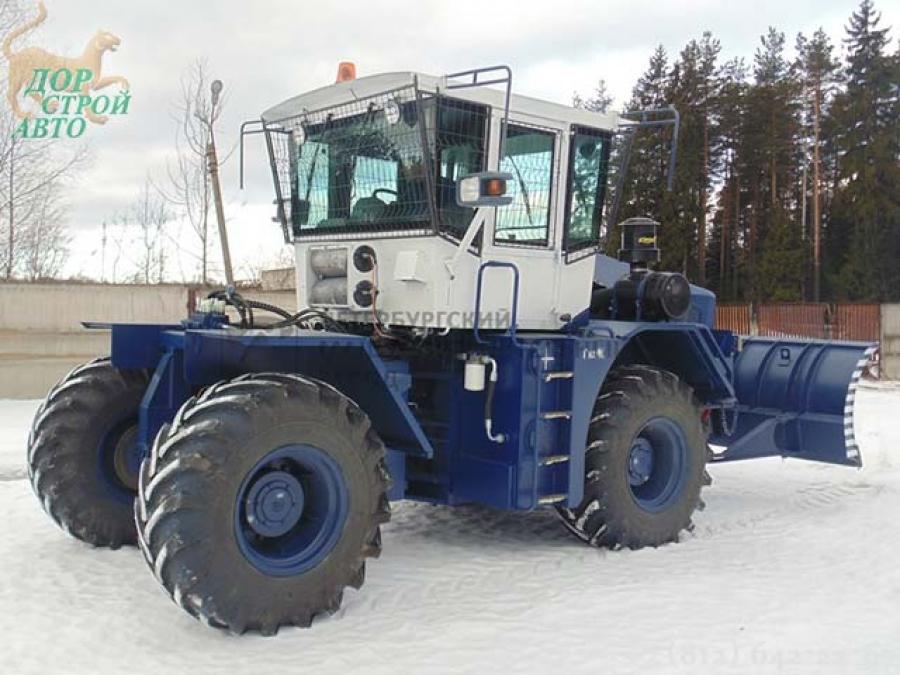 Трактор-тягач Станислав К-705