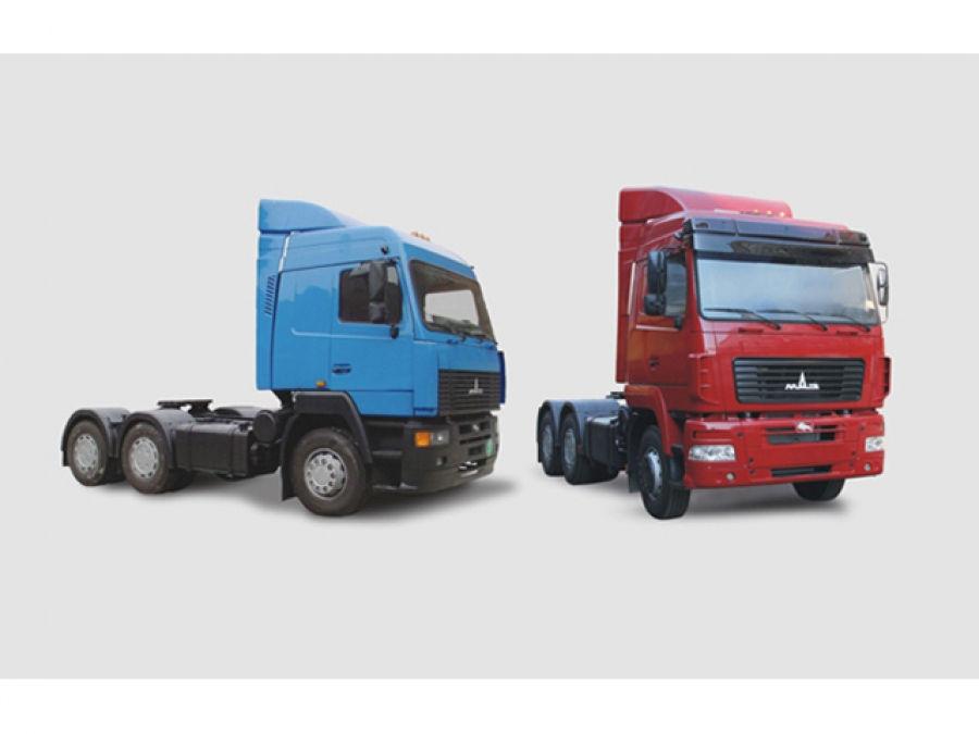 Седельный тягач МАЗ-6430 (А8, А9, 18)