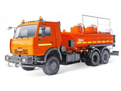 Топливозаправщик ГРАЗ АТЗ 56132-010-30