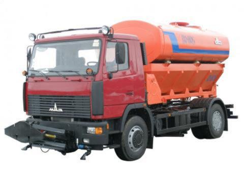 Комбинированная машина КО-806-30
