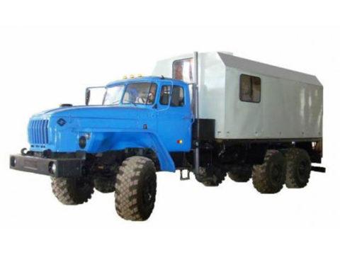 ППУА 1600/100 на шасси Урал 4320-1912-60