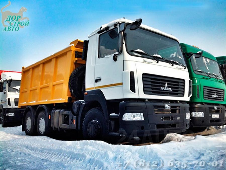 Самосвал МАЗ-6501В5-484-000