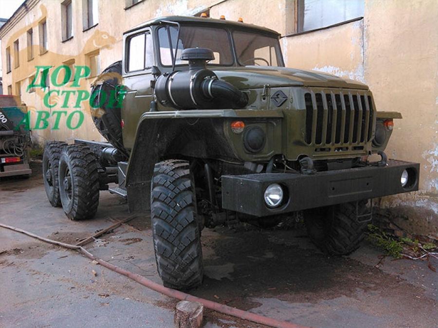 Шасси Урал 5557