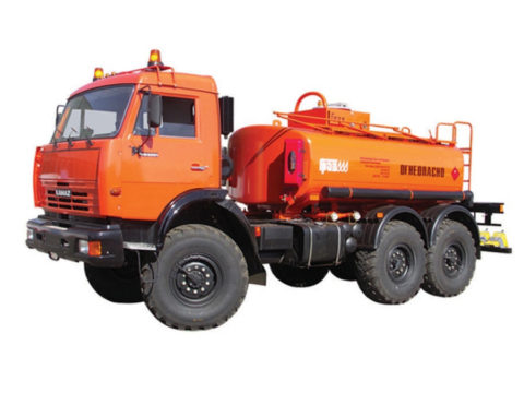 Автоцистерна ГРАЗ АЦ 56151-010-30