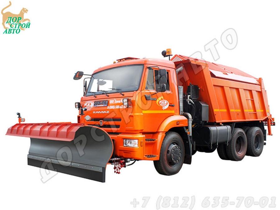 ЭД-405А Камаз