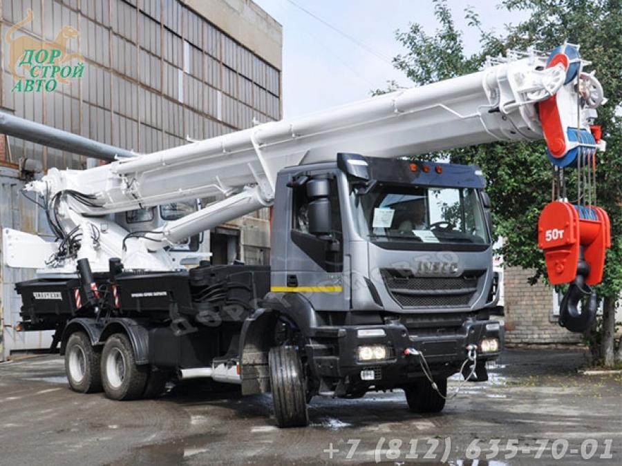 КС-65717-34 Iveco Trakker