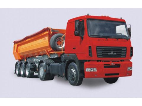 Седельный тягач МАЗ-5440 A5