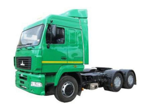 Седельный тягач МАЗ-6430 А8