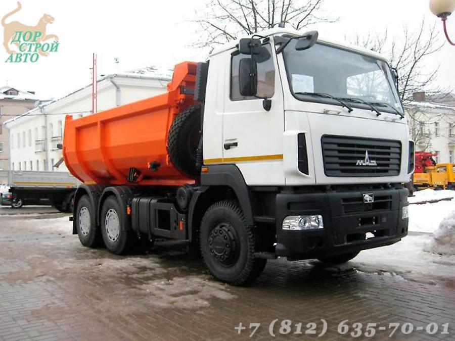 МАЗ-6501В5-480-000