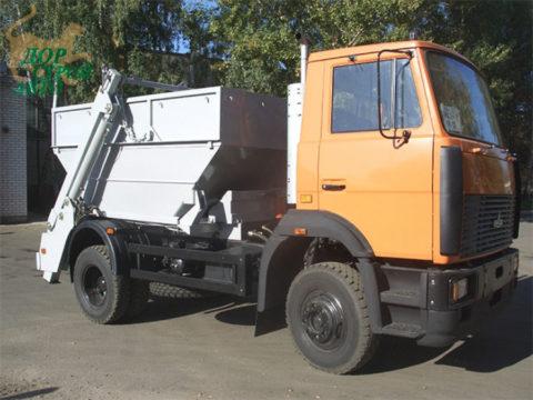 МАЗ бункеровоз КО-450-08
