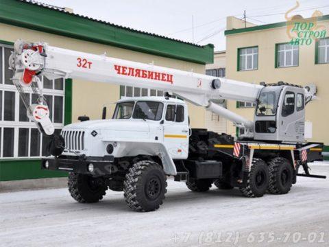 КС-55733-26 на шасси Урал