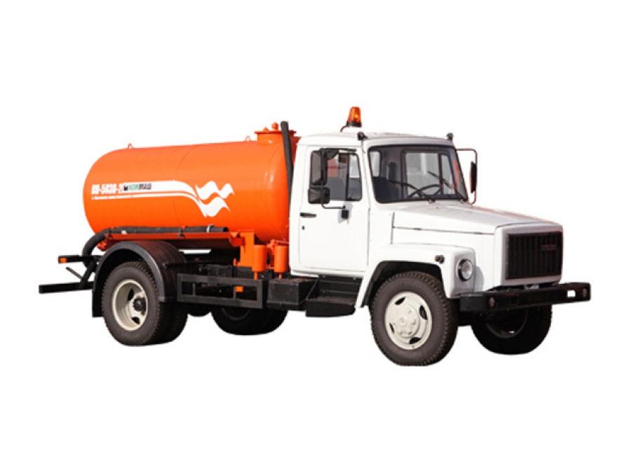 Машина вакуумная КО-503В-2