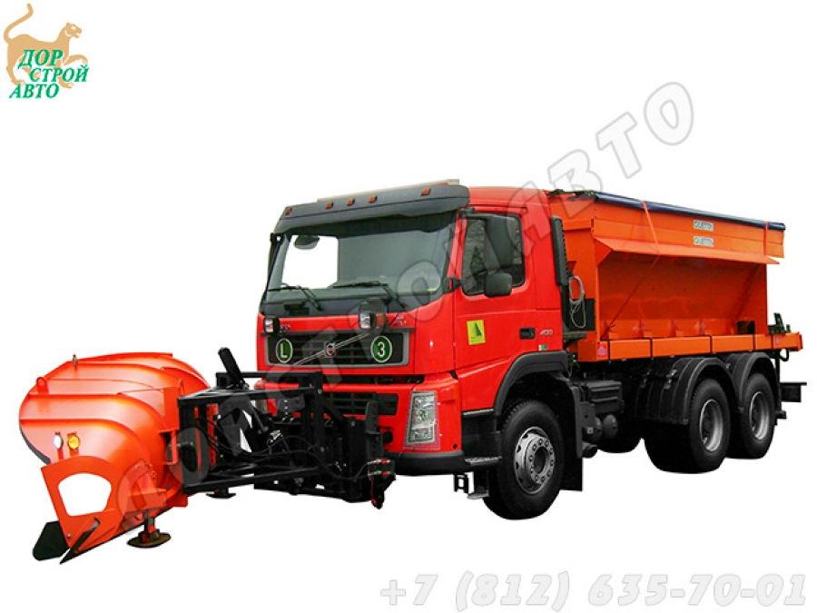 КДМ ЭД-700 Volvo