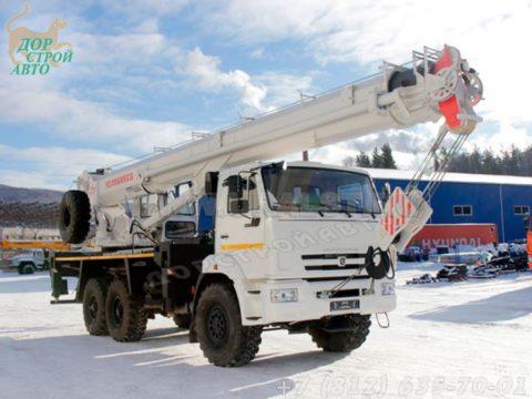 КС-55732-32 на шасси КамАЗ