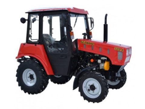 Трактор Мтз 320 без оборудования