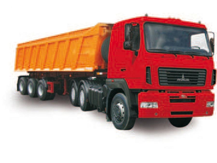 Седельный тягач МАЗ-6430 B5