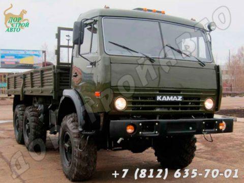 КамАЗ 4310 с военного хранения