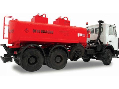Автоцистерна ГРАЗ АЦ 56141-010-32